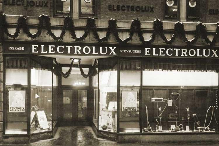История компании Electrolux