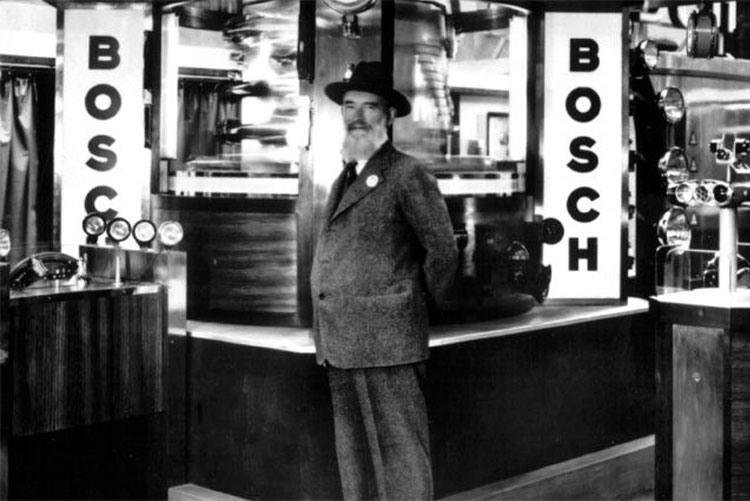 История компании Bosch
