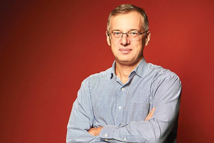 Дмитрий Алексеев, основатель и президент сети электроники DNS