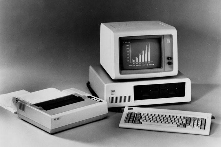 Персональный компьютер IBM