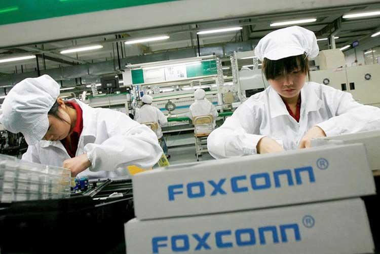 Производство Foxconn