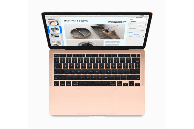 Новый MacBook Air