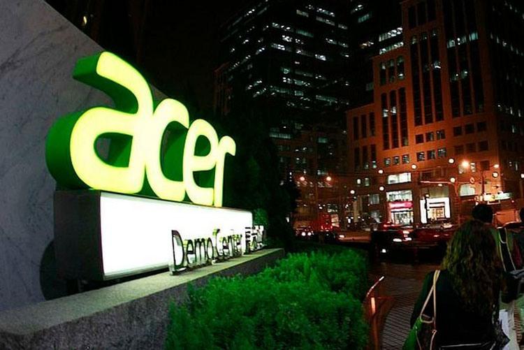 Производитель Acer