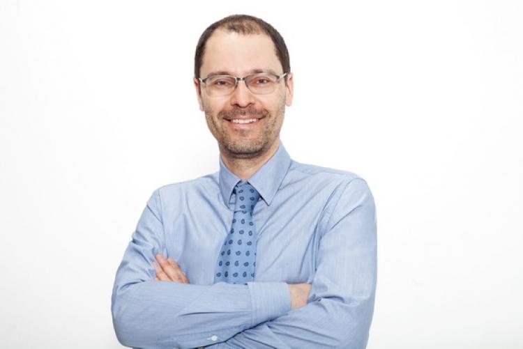 Антон Харин — генеральный директор ООО «Канди С.Н.Г.»
