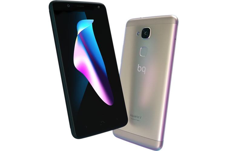 Смартфоны BQ от компании Mundo Reader