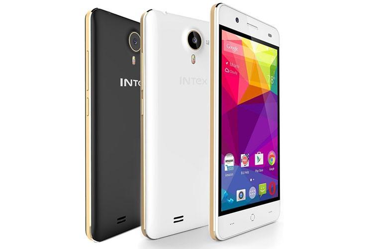 Смартфоны INTEX