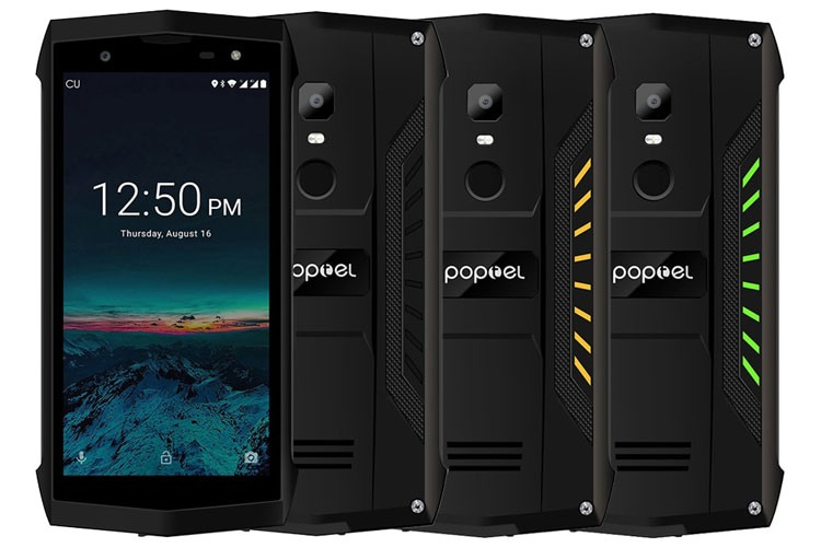 Смартфоны Poptel
