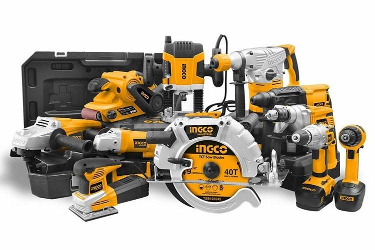 Инструменты INGCO