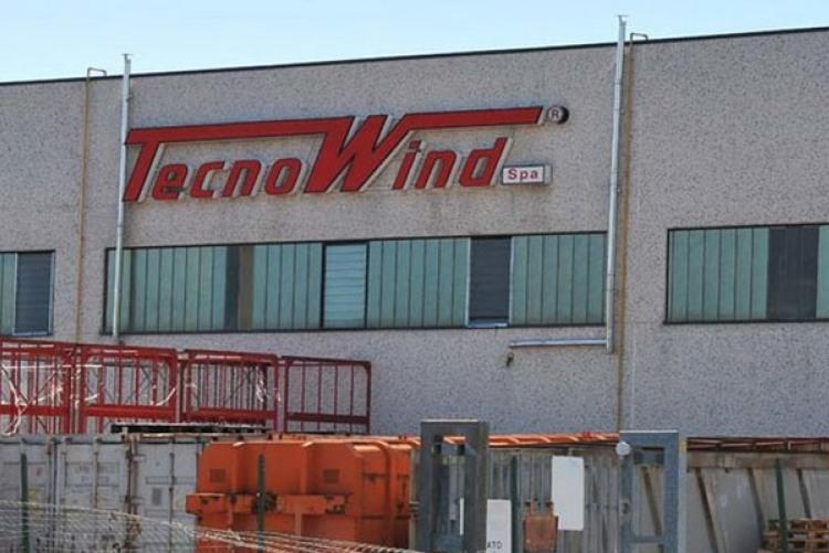 Завод Tecnowind S.p.A. в Италии
