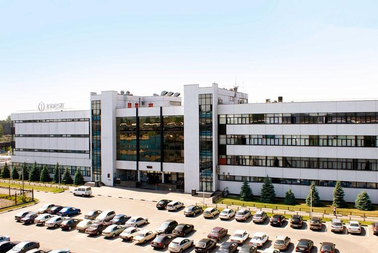 Завод «Индезит» в Липецке