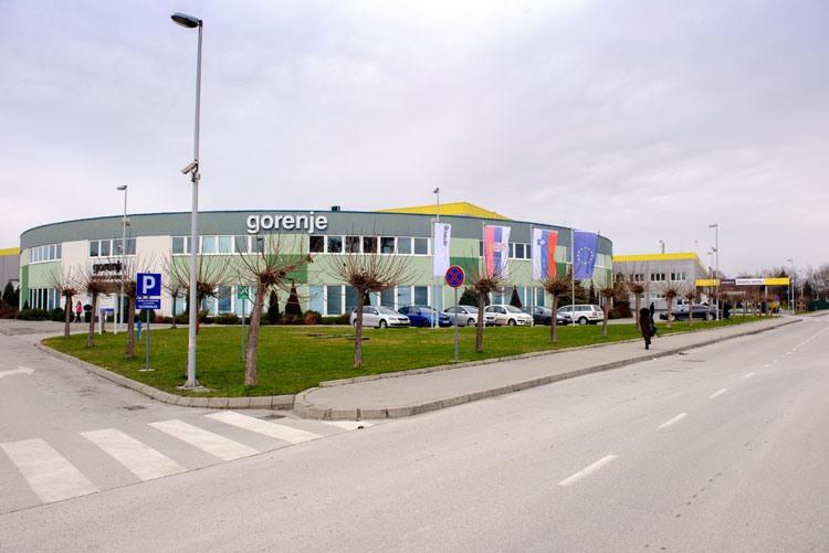 Завод Gorenje Aparati za domacinstvo d.o.o.