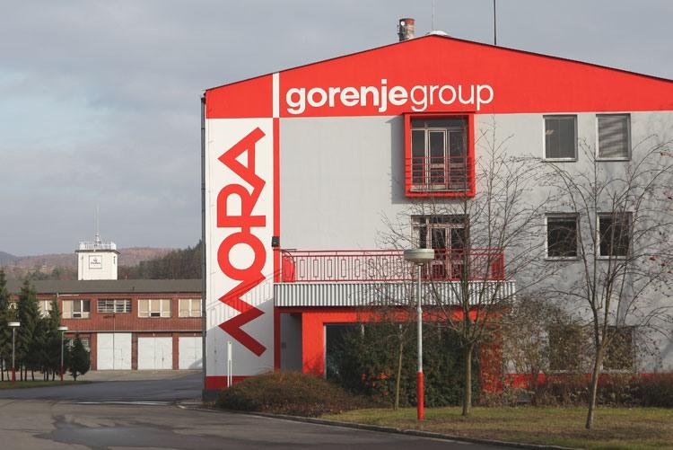 Завод Mora Moravia s.r.o. в Чехии