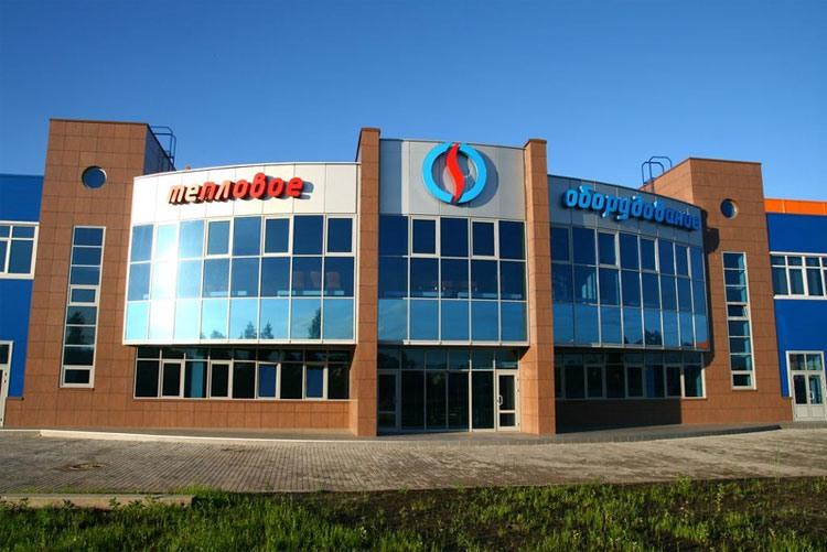 Завод «Тепловое оборудование» в Тосно