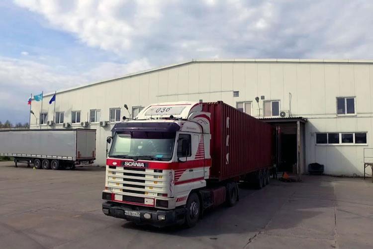 Завод «Айстрон» в Калининградской области