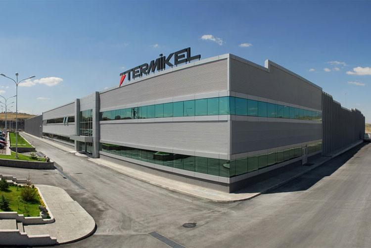 Завод Termikel в Турции