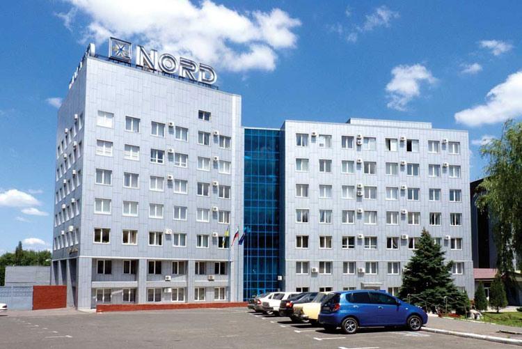 Завод холодильников «Донфрост» в Донецке