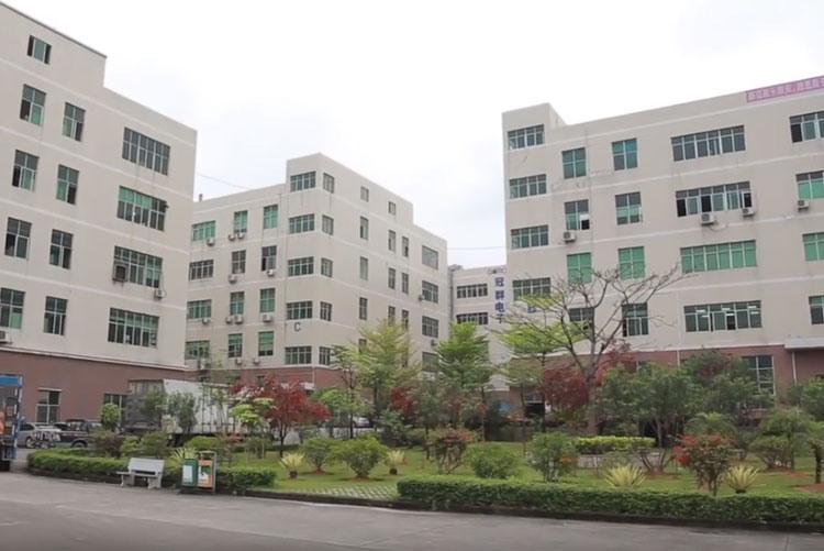 Завод Shenzhen Gotron Electronics, выпускающий телефоны Ulefone