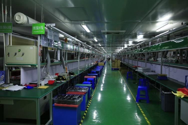Производственная линия Shenzhen Sumvier Technology