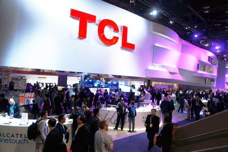 TCL наращивает поставки телевизоров