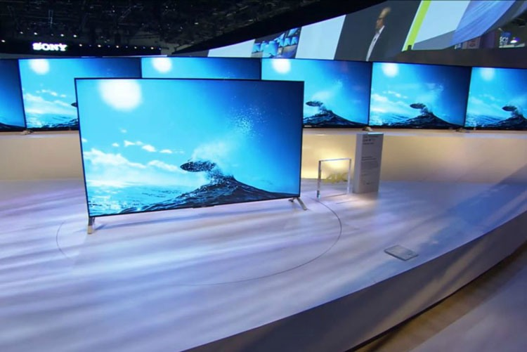 Sony — лидер по поставкам высококлассных телевизоров