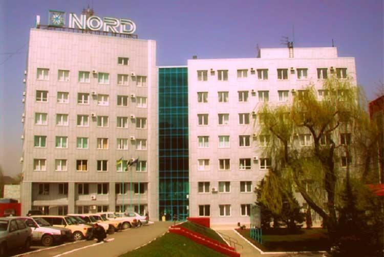 Завод холодильного оборудования «NORD», город Донецк, Украина
