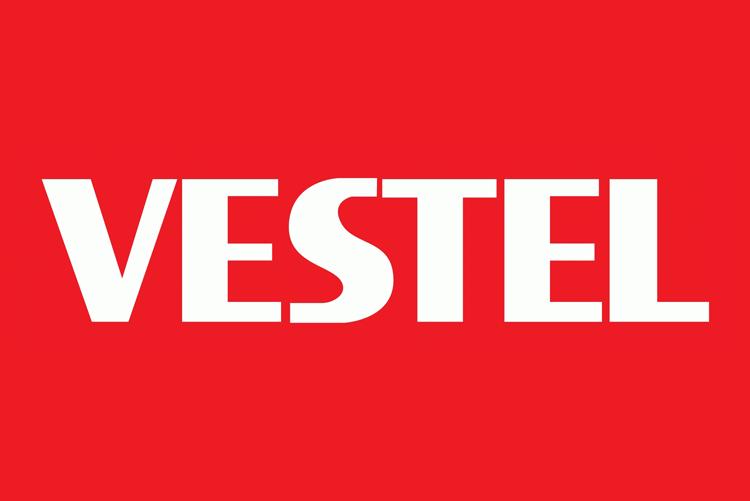 Логотип компании VESTEL