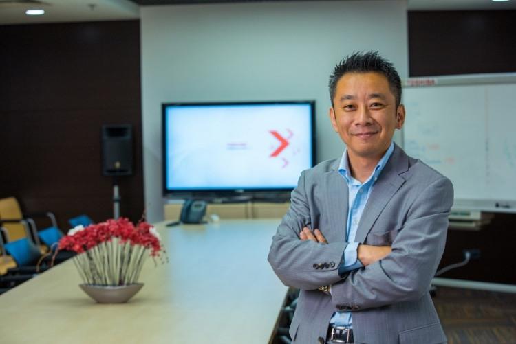 Хироаки Тезука (Hiroaki Tezuka), Генеральный директор «Тошиба Рус»