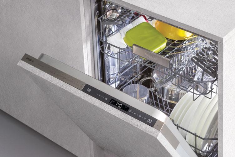 Посудомоечная машина Whirlpool WIF 4O43DLGT E