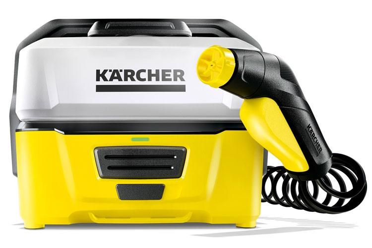 Портативная мойка Kärcher ОС 3
