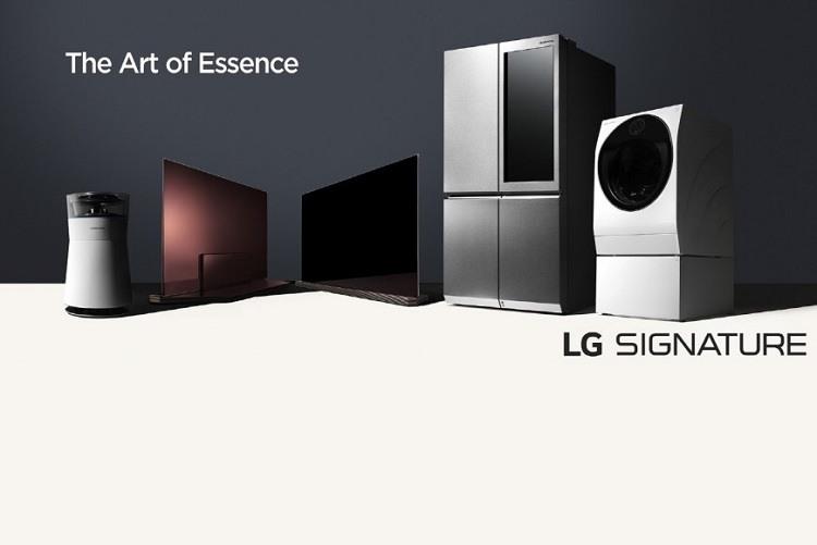 Линейка техники LG Signature