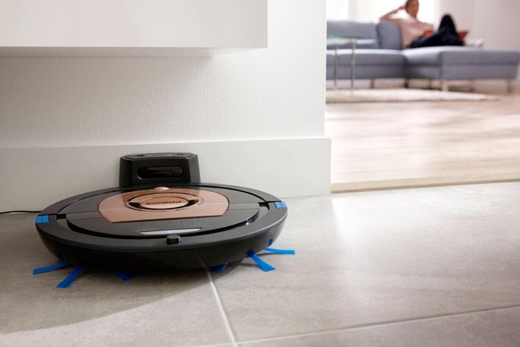 Робот-пылесос Philips SmartPro Compact FC8776/01