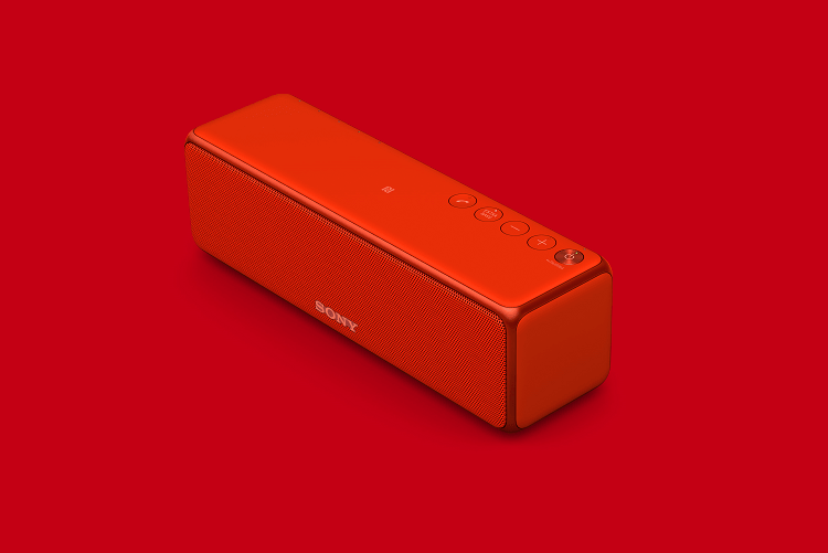 Sony SRS HG1 Cinnabar Red