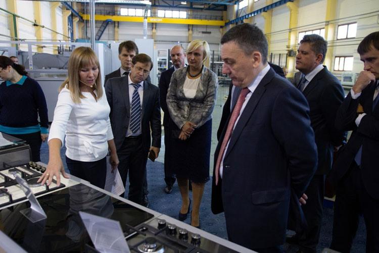 Члены совета директоров АО «Газпром бытовые системы»