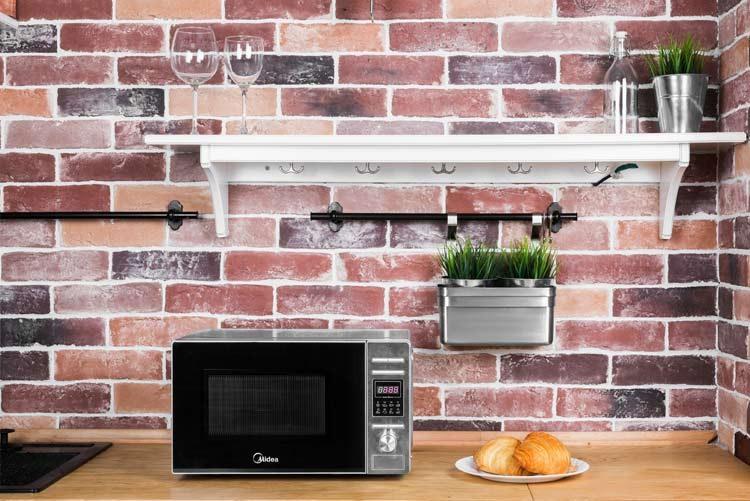 Микроволновая печь с грилем AG820CP2-S