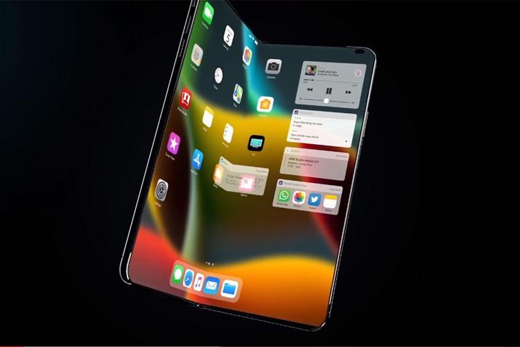 iPhone XFold