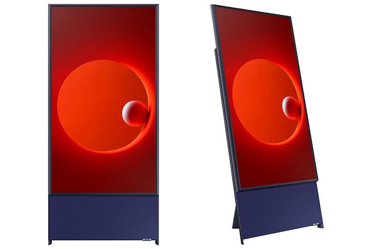 Вертикальный телевизор Samsung Sero