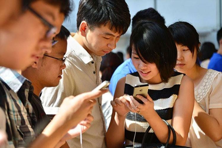 Китайский рынок смартфонов