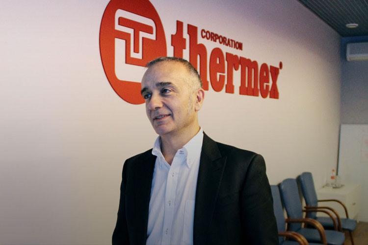 Генеральный директор «Термекс» Марио Чокколо