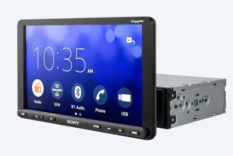 Магнитола Sony XAV-AX8000