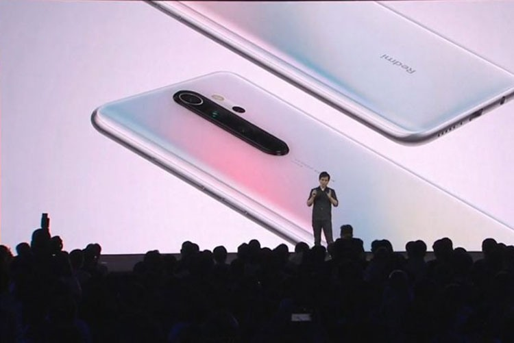 Презентация смартфонов Redmi Note 8 и Redmi Note 8 Pro