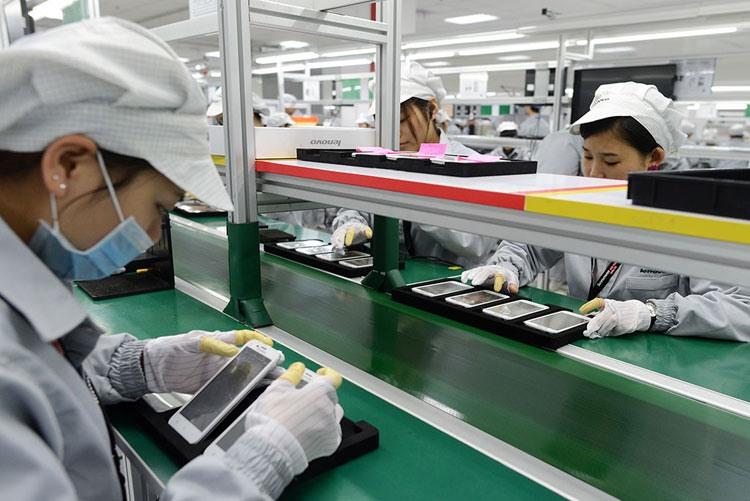 Контрактное производство смартфонов