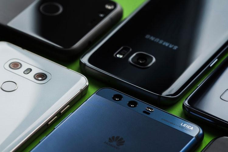 Самые популярные смартфоны в России