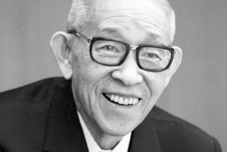 Коносуке Мацусита, основатель корпорации Panasonic