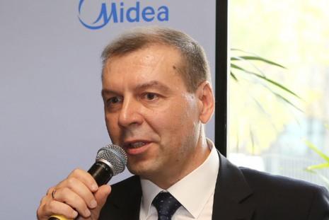 Алексей Обухов— генеральный директор Midea в России