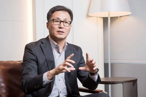 Хак Санг Ким, глава R&D Samsung Mobile