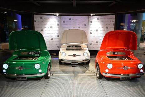 Холодильник SMEG— автомобиль Fiat 500
