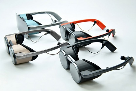VR-очки Panasonic