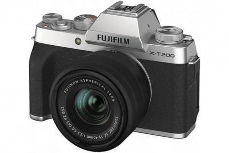 Беззеркальный фотоаппарат Fujifilm X-T200