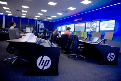 Продажи HP обвалились на 11%