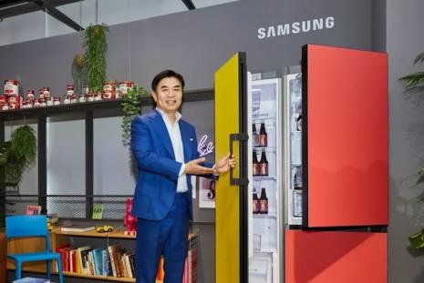 Холодильник Samsung Bespoke